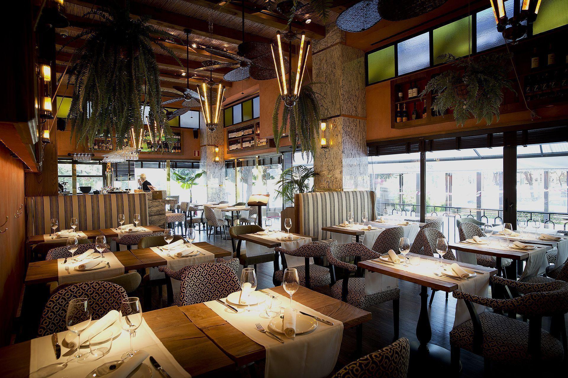 Excelente Plantillas De Diseño De Cocina Restaurante Patrón - Como ...